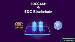 edccash x edc blockchain